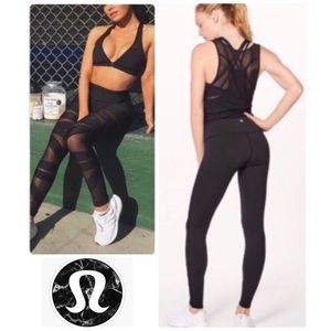 LULULEMON | High Times Mesh Pant - sold out online